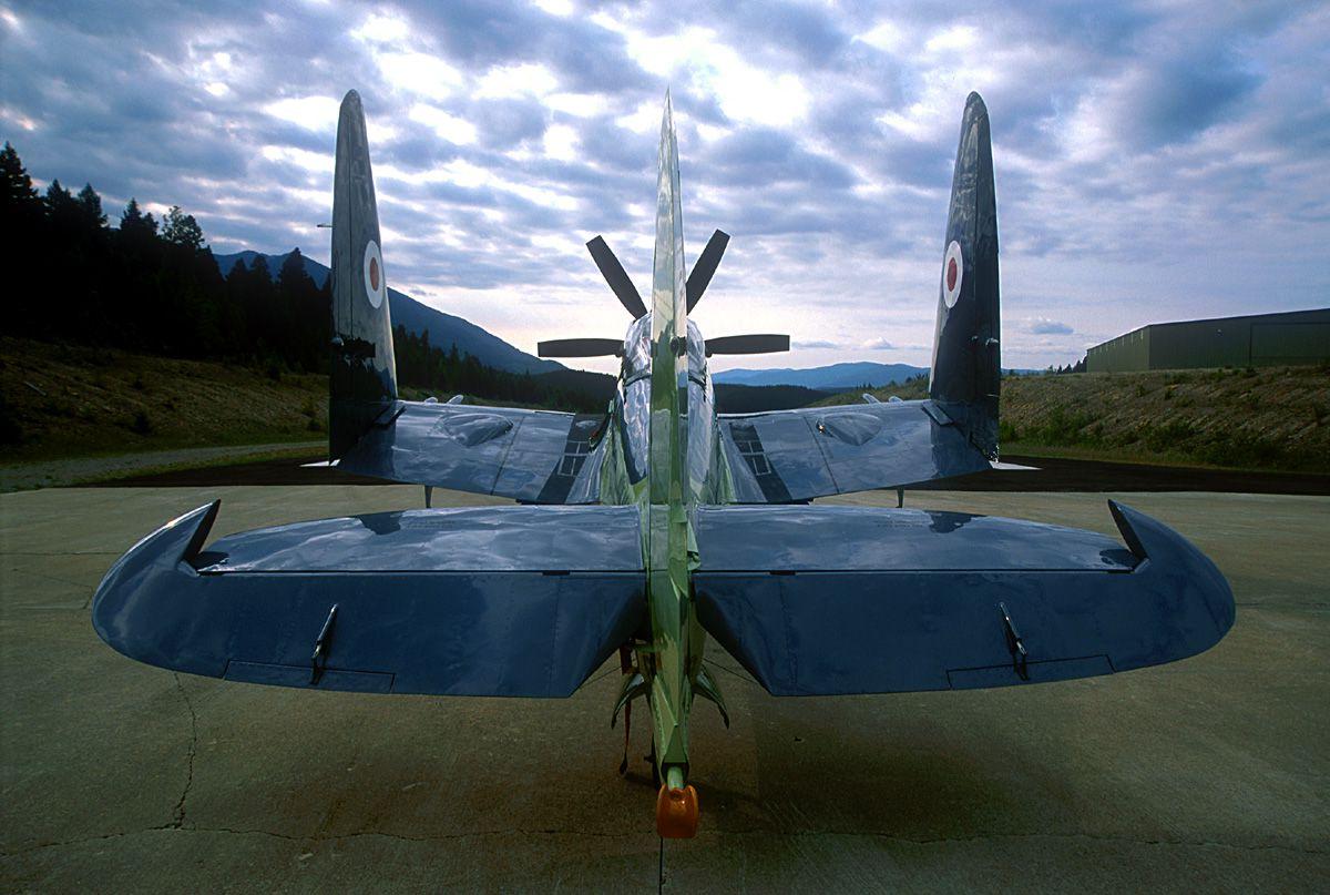 1947 Vickers/Supermarine FR Mk 47 Seafire