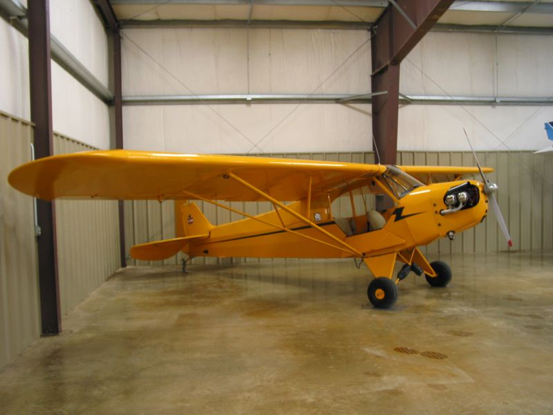 1940 Piper J3L-65 Cub