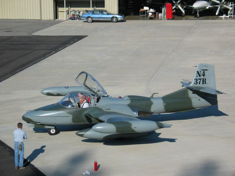 "1969 Cessna A-37B Dragonfly ""Super Tweet"""