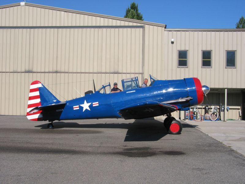 1952 CCF Harvard Mk IV